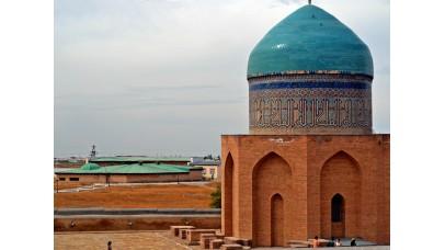 Combined tour Taraz Shymkent Turkestan (4 days)