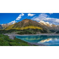 BAO (the big Almaty lake)