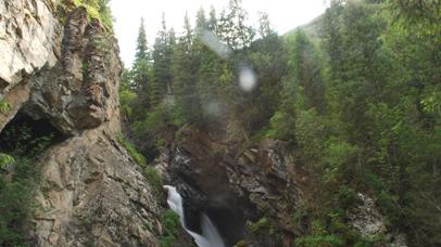 Butakovskoe gorge