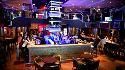 Tour of the best clubs in Almaty