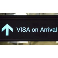 BUSINESS VISA B 1 ON AIRPORT