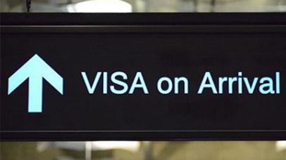 BUSINESS VISA B 1 ON AIRPORT
