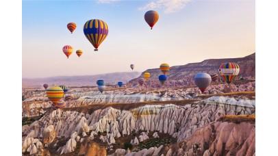 Excursion tour to Turkey