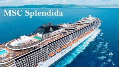Cruise Liner MSC SPLENDIDA